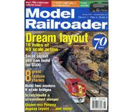 """модель Железнодорожный Моделизм 19653-85 Журнал """"ModelRailroader"""". Номер 1 / 2004. На английском языке."""