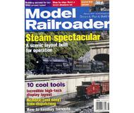 """модель Железнодорожный Моделизм 19654-85 Журнал """"ModelRailroader"""". Номер 2 / 2004. На английском языке."""
