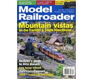 """модель Железнодорожный Моделизм 19655-85 Журнал """"ModelRailroader"""". Номер 3 / 2004. На английском языке."""