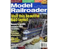 """модель Железнодорожный Моделизм 19656-85 Журнал """"ModelRailroader"""". Номер 4 / 2004. На английском языке."""