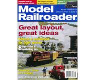 """модель Железнодорожный Моделизм 19657-85 Журнал """"ModelRailroader"""". Номер 5 / 2004. На английском языке."""