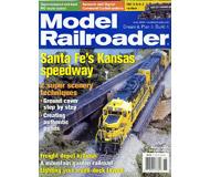"""модель Железнодорожный Моделизм 19658-85 Журнал """"ModelRailroader"""". Номер 6 / 2004. На английском языке."""