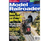 """модель Железнодорожный Моделизм 19659-85 Журнал """"ModelRailroader"""". Номер 7 / 2004. На английском языке."""