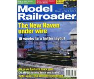 """модель Железнодорожный Моделизм 19660-85 Журнал """"ModelRailroader"""". Номер 8 / 2004. На английском языке."""