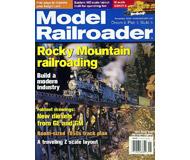 """модель Железнодорожный Моделизм 19662-85 Журнал """"ModelRailroader"""". Номер 11 / 2004. На английском языке."""