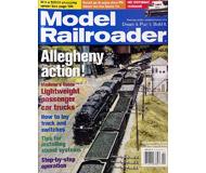 """модель Железнодорожный Моделизм 19665-85 Журнал """"ModelRailroader"""". Номер 2 / 2005. На английском языке."""
