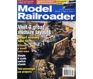 """модель Железнодорожный Моделизм 19667-85 Журнал """"ModelRailroader"""". Номер 4 / 2005. На английском языке."""