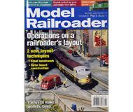 """модель Железнодорожный Моделизм 19668-85 Журнал """"ModelRailroader"""". Номер 5 / 2005. На английском языке."""