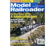 """модель Железнодорожный Моделизм 19669-85 Журнал """"ModelRailroader"""". Номер 6 / 2005. На английском языке."""