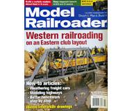 """модель Железнодорожный Моделизм 19670-85 Журнал """"ModelRailroader"""". Номер 7 / 2005. На английском языке."""
