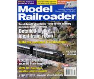 """модель Железнодорожный Моделизм 19671-85 Журнал """"ModelRailroader"""". Номер 8 / 2005. На английском языке."""