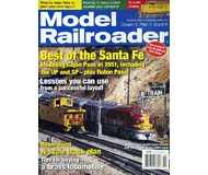"""модель Железнодорожный Моделизм 19673-85 Журнал """"ModelRailroader"""". Номер 10 / 2005. На английском языке."""
