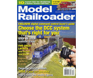 """модель Железнодорожный Моделизм 19675-85 Журнал """"ModelRailroader"""". Номер 12 / 2005. На английском языке."""