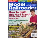"""модель Железнодорожный Моделизм 19676-85 Журнал """"ModelRailroader"""". Номер 1 / 2006. На английском языке."""