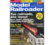 """модель Железнодорожный Моделизм 19677-85 Журнал """"ModelRailroader"""". Номер 2 / 2006. На английском языке."""