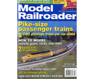 """модель Железнодорожный Моделизм 19678-85 Журнал """"ModelRailroader"""". Номер 3 / 2006. На английском языке."""