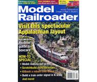 """модель Железнодорожный Моделизм 19680-85 Журнал """"ModelRailroader"""". Номер 5 / 2006. На английском языке."""