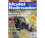 """модель Железнодорожный Моделизм 19682-85 Журнал """"ModelRailroader"""". Номер 7 / 2006. На английском языке."""