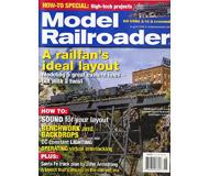 """модель Железнодорожный Моделизм 19683-85 Журнал """"ModelRailroader"""". Номер 8 / 2006. На английском языке."""