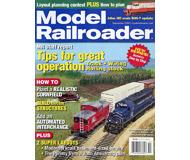 """модель Железнодорожный Моделизм 19684-85 Журнал """"ModelRailroader"""". Номер 9 / 2006. На английском языке."""