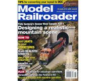 """модель Железнодорожный Моделизм 19686-85 Журнал """"ModelRailroader"""". Номер 11 / 2006. На английском языке."""