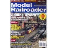 """модель Железнодорожный Моделизм 19687-85 Журнал """"ModelRailroader"""". Номер 12 / 2006. На английском языке."""