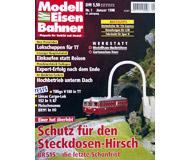 """модель Железнодорожный Моделизм 19688-85 Журнал """"Modell EisenBahner"""". Номер 1 / 1998. На немецком языке."""