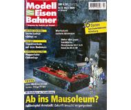 """модель Железнодорожный Моделизм 19714-85 Журнал """"Modell EisenBahner"""". Номер 3 / 2000. На немецком языке."""