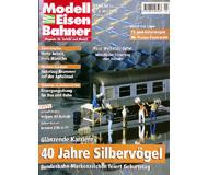 """модель Железнодорожный Моделизм 19716-85 Журнал """"Modell EisenBahner"""". Номер 5 / 2000. На немецком языке."""