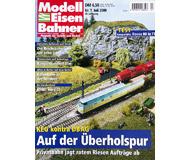 """модель Железнодорожный Моделизм 19718-85 Журнал """"Modell EisenBahner"""". Номер 7 / 2000. На немецком языке."""