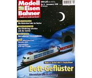 """модель Железнодорожный Моделизм 19722-85 Журнал """"Modell EisenBahner"""". Номер 11 / 2000. На немецком языке."""