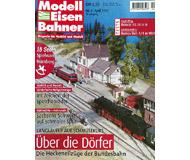 "модель Horston 19727-85 Журнал ""Modell EisenBahner"". Номер 4 / 2001. На немецком языке."