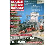 """модель Железнодорожный Моделизм 19735-85 Журнал """"Modell EisenBahner"""". Номер 12 / 2001. На немецком языке."""