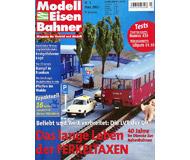 """модель Железнодорожный Моделизм 19738-85 Журнал """"Modell EisenBahner"""". Номер 3 / 2002. На немецком языке."""