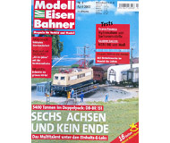 "модель Horston 19739-85 Журнал ""Modell EisenBahner"". Номер 4 / 2002. На немецком языке."