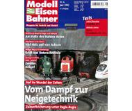 """модель Железнодорожный Моделизм 19741-85 Журнал """"Modell EisenBahner"""". Номер 6 / 2002. На немецком языке."""