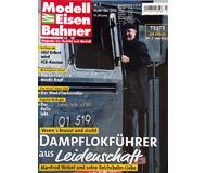 """модель Железнодорожные модели 19756-85 Журнал """"Modell EisenBahner"""". Номер 9 / 2003. На немецком языке."""