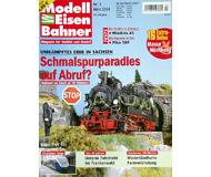 """модель Железнодорожные модели 19762-85 Журнал """"Modell EisenBahner"""". Номер 3 / 2004. На немецком языке."""