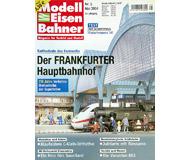 """модель Железнодорожные модели 19764-85 Журнал """"Modell EisenBahner"""". Номер 5 / 2004. На немецком языке."""