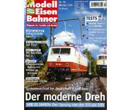 """модель Железнодорожный Моделизм 19769-85 Журнал """"Modell EisenBahner"""". Номер 10 / 2004. На немецком языке."""