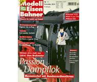 """модель Железнодорожный Моделизм 19770-85 Журнал """"Modell EisenBahner"""". Номер 11 / 2004. На немецком языке."""