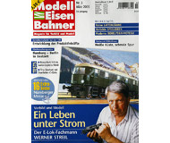 """модель Железнодорожный Моделизм 19774-85 Журнал """"Modell EisenBahner"""". Номер 3 / 2005. На немецком языке."""