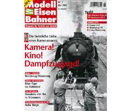 """модель Железнодорожный Моделизм 19776-85 Журнал """"Modell EisenBahner"""". Номер 5 / 2005. На немецком языке."""