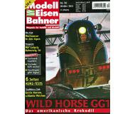 """модель Железнодорожные модели 19781-85 Журнал """"Modell EisenBahner"""". Номер 10 / 2005. На немецком языке."""