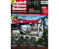 """модель Железнодорожный Моделизм 19783-85 Журнал """"Modell EisenBahner"""". Номер 12 / 2005. На немецком языке."""