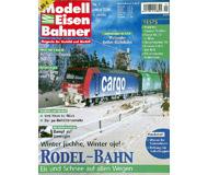 """модель Железнодорожный Моделизм 19784-85 Журнал """"Modell EisenBahner"""". Номер 1 / 2006. На немецком языке."""