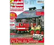 """модель Железнодорожный Моделизм 19786-85 Журнал """"Modell EisenBahner"""". Номер 3 / 2006. На немецком языке."""