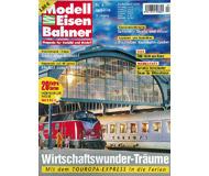 """модель Железнодорожный Моделизм 19787-85 Журнал """"Modell EisenBahner"""". Номер 4 / 2006. На немецком языке."""