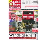 """модель Железнодорожный Моделизм 19788-85 Журнал """"Modell EisenBahner"""". Номер 5 / 2006. На немецком языке."""