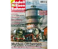 """модель Железнодорожный Моделизм 19789-85 Журнал """"Modell EisenBahner"""". Номер 6 / 2006. На немецком языке."""